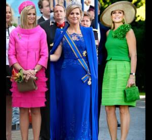 Maxima des Pays Bas : la reine des looks crayola