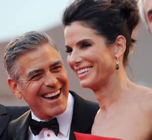 Sandra Bullock : son fils, adepte des soirees ''entre mecs '' avec George Clooney !