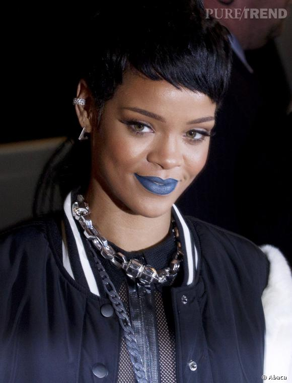 Rihanna a enflammé Londres lorsqu'elle a présenté sa nouvelle ligne pour Rihanna for River Island.