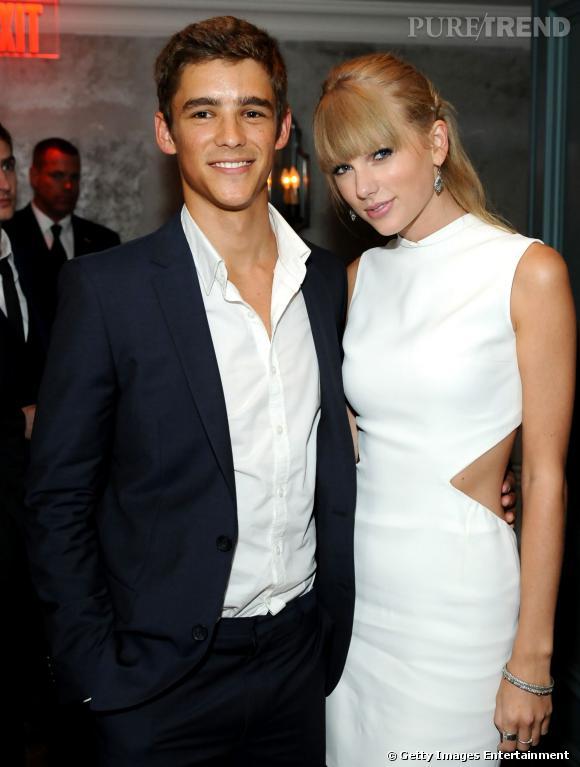 Taylor Swift et Brenton Thwaites, alerte couple ?