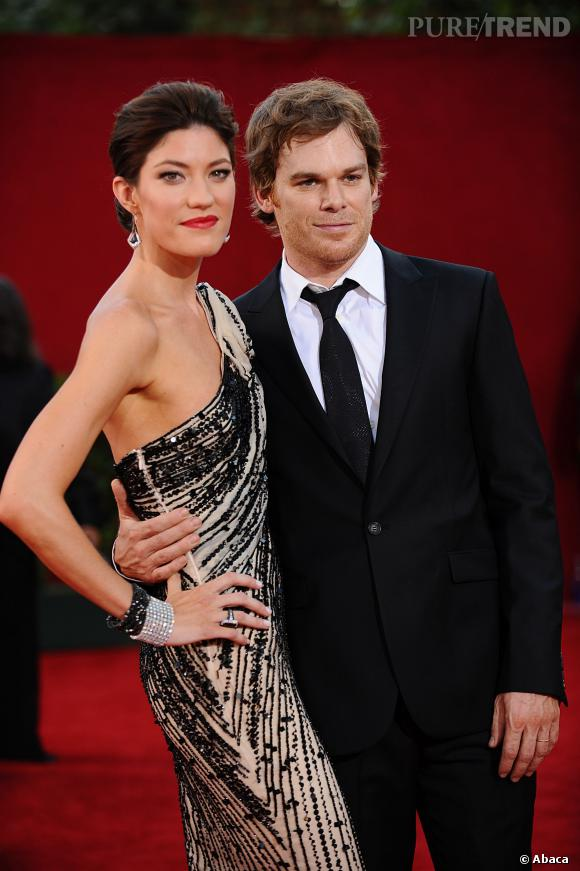 Jennifer Carpenter et Michael C. Hall reviennent sur leu diorce et leur collaboration.