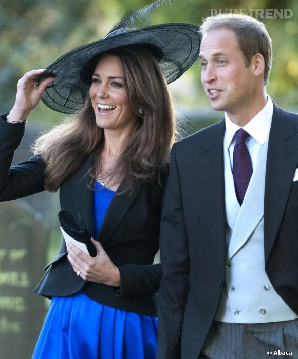 kate middleton et william leur rencontre