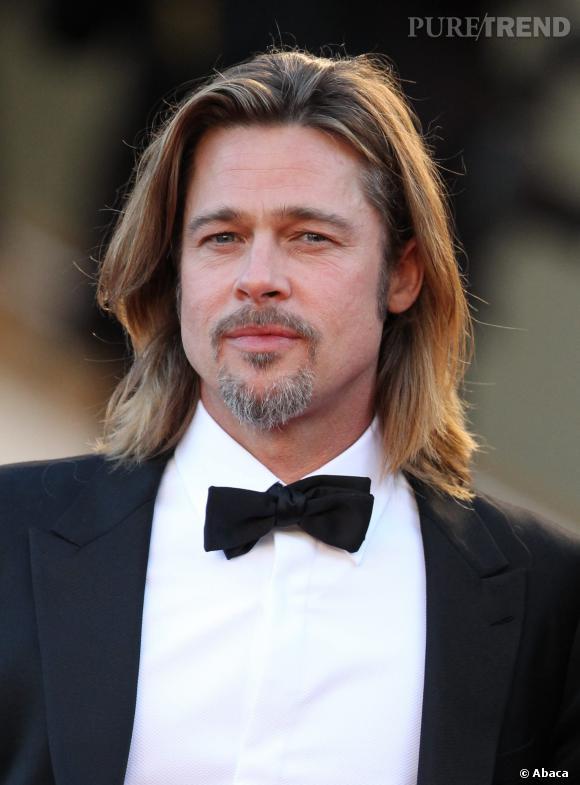 DO : Assumer son bouc gris, comme Brad Pitt.
