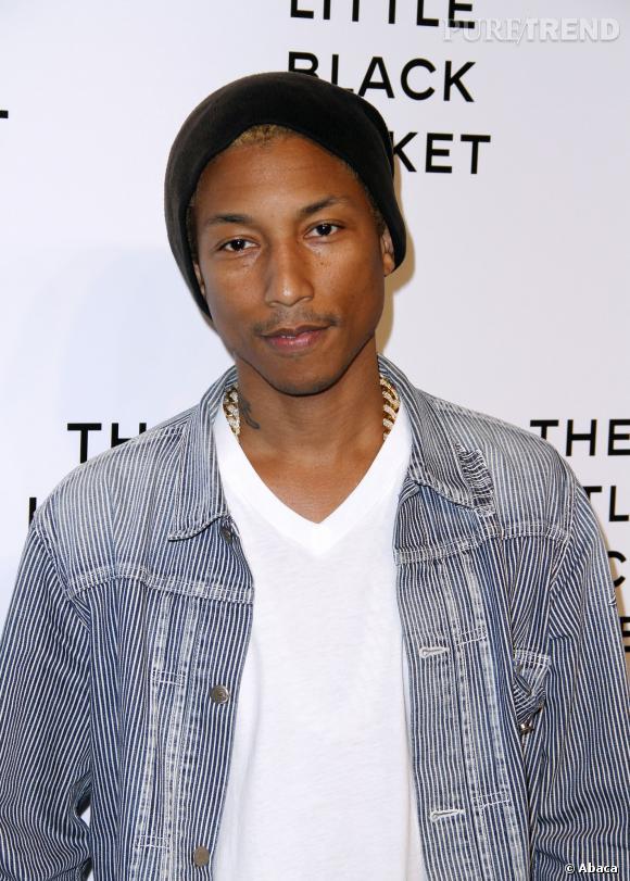 Pharrell Williams va ajouter une nouvelle corde à son arc en lançant son parfum.