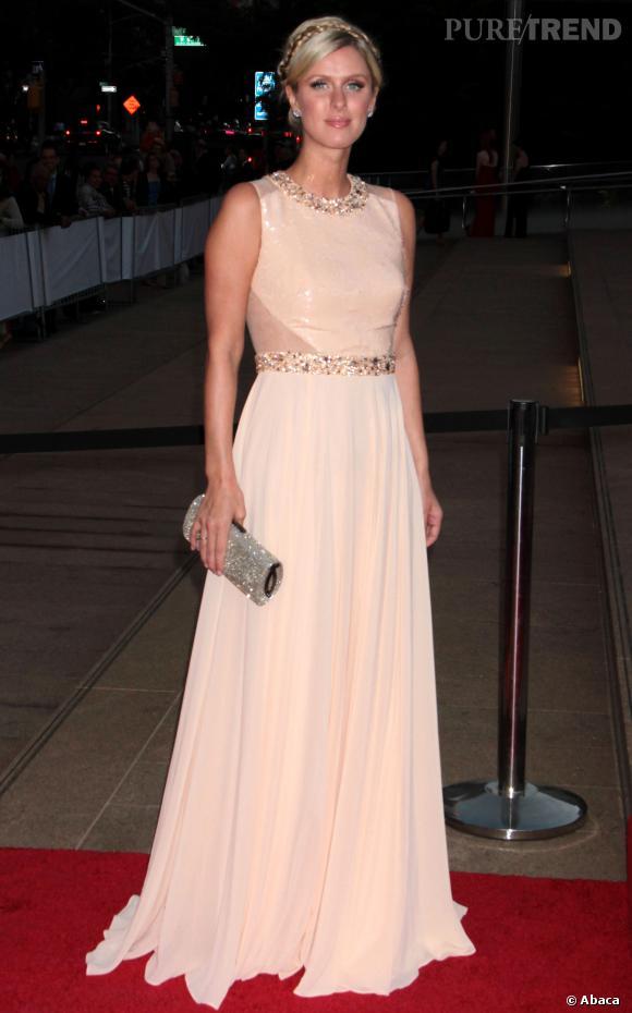 Nicky Hilton au New York City Ballet.
