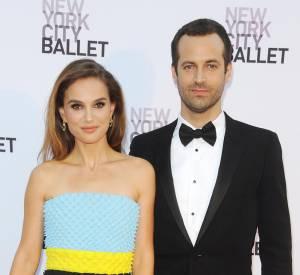 Natalie Portman et Benjamin Millepied au New York City Ballet.