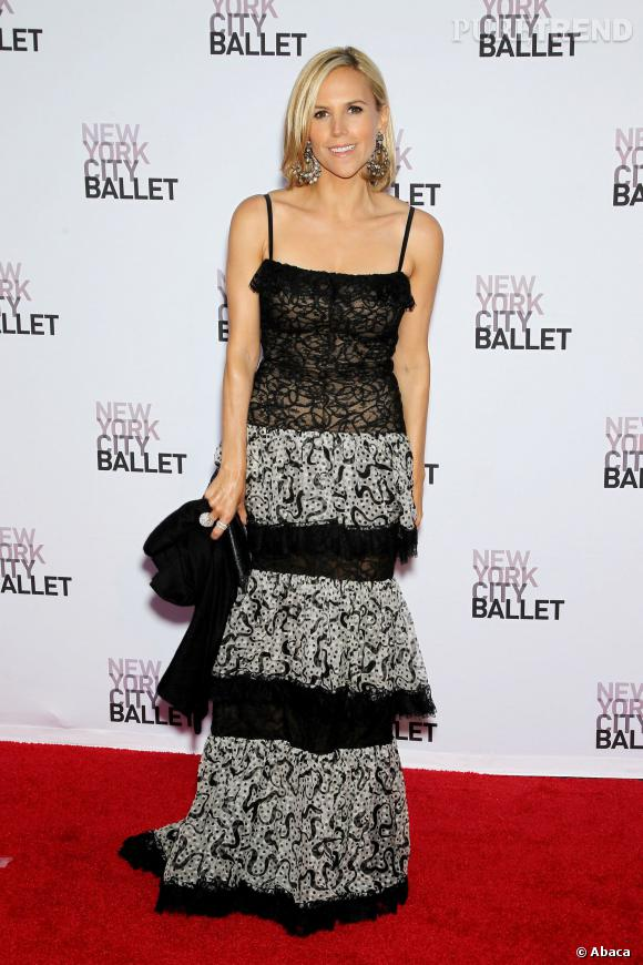 Tory Burch au New York City Ballet.