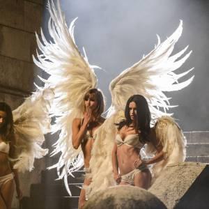 Lily Aldridge, Karlie Kloss et Adriana Lima, trois Anges merveilleux... Et aux nerfs solides !