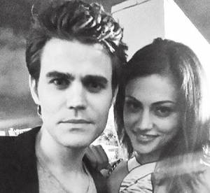 Paul Wesley en couple avec sa co-star Phoebe Tonkin, 2 mois apres son divorce ?