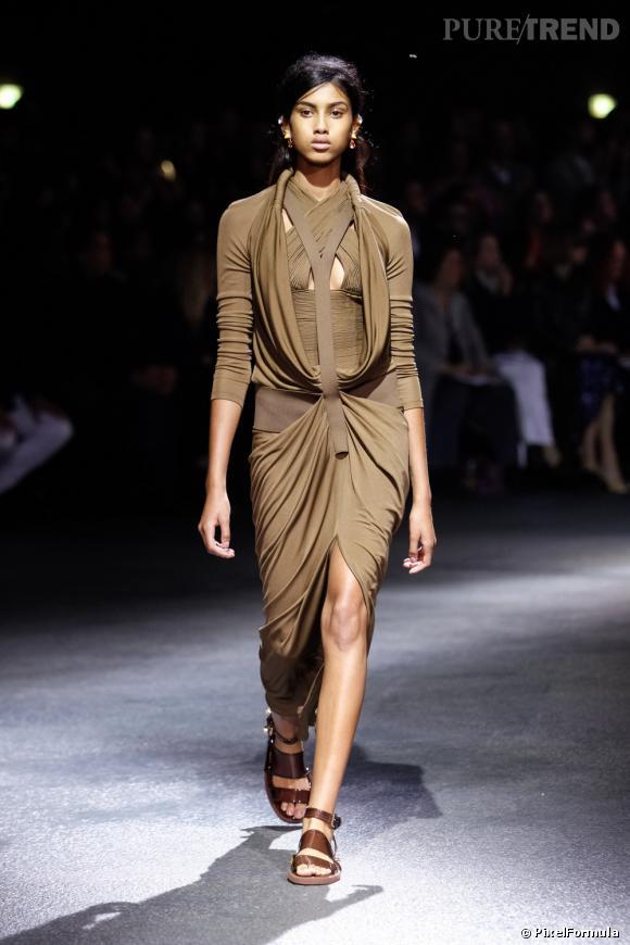 Défilé Givenchyparis printemps-ete 2014