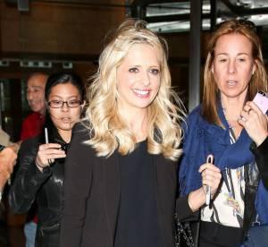 Sarah Michelle Gellar : quand Buffy renoue avec le cuir...