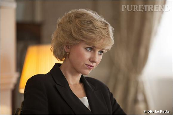 "Naomi Watts dans ""Diana"", aujourd'hui en salles."