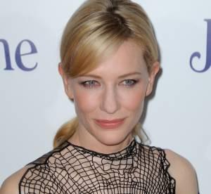 Cate Blanchett : les secrets de beaute de la star de Blue Jasmine