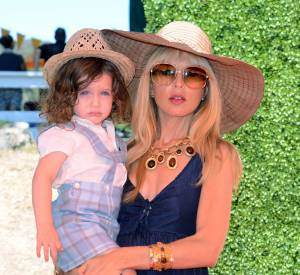 Rachel Zoe et son fils Skyler Morrison Berman. La styliste est enceinte de son deuxième enfant !