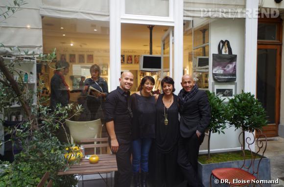 L 39 endroit un salon de coiffure pas comme les autres - Salon de coiffure l essentiel ...