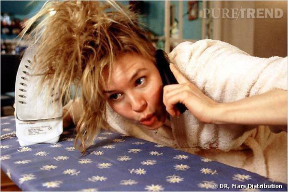 """Dans """"Mad About The Boy"""", Bridget Jones (alias Renée Zellweger à l'écran) est veuve et mère de 2 enfants."""