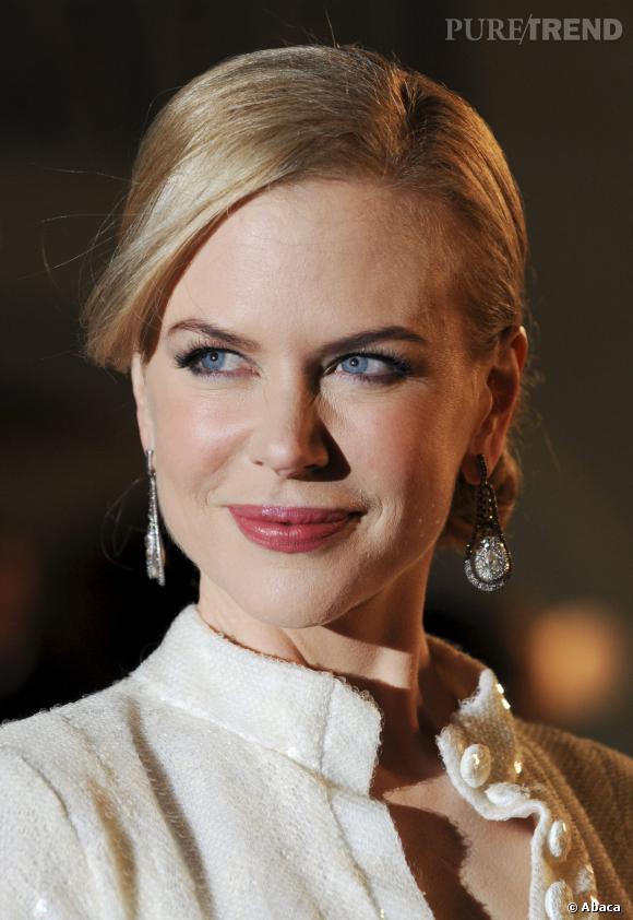 Nicole Kidman, figée en 2008.
