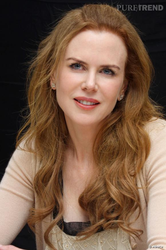 Nicole Kidman en 2010, toujours pas de ride.