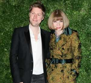 Christopher Bailey et Anna Wintour au CFDA/Vogue Fashion Fund Awards de 2012.