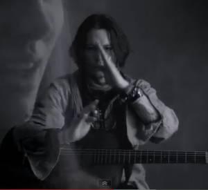 Johnny Depp dans My Valentine de Paul McCartney