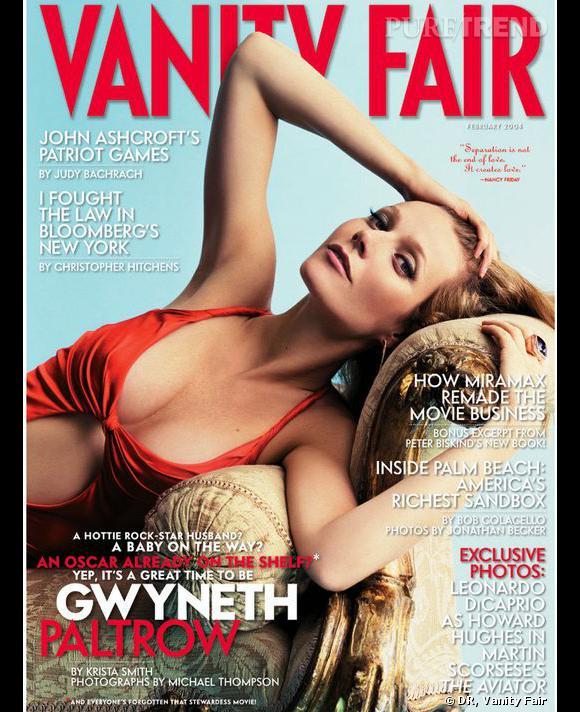 Gwyneth Paltrow n'aura aucun contrôle sur ce que publiera le magazine...