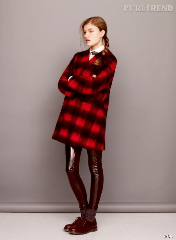 Les manteaux tendances de cet hiver 2013 : Asos