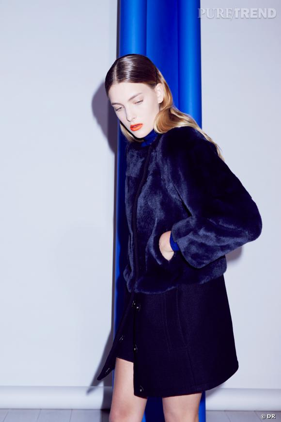 Les manteaux tendances de cet hiver 2013 : Sonia by SOnia Rykiel