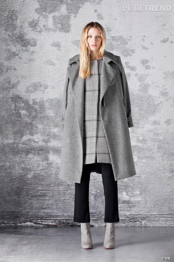 Les manteaux tendances de cet hiver 2013 : Bimba & Lola
