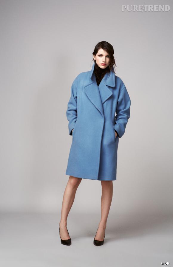 Les manteaux tendances de cet hiver 2013 : Sinequanone