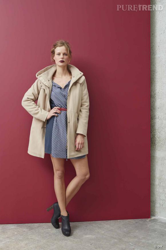 Les manteaux tendances de cet hiver 2013 : Ekyog