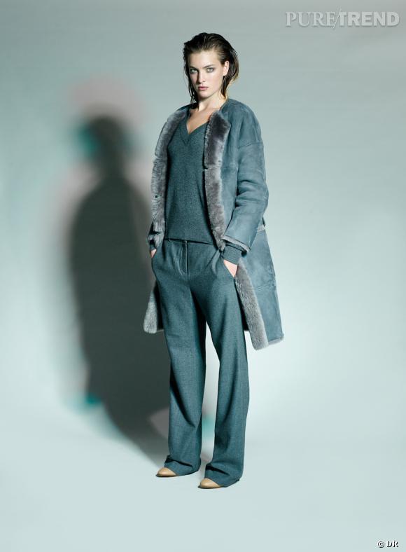Les manteaux tendances de cet hiver 2013 : Innamorato