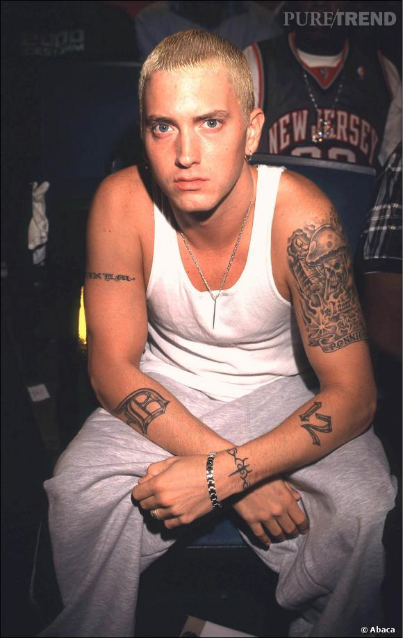 Eminem : le rappeur culte fête ses 41 ans.