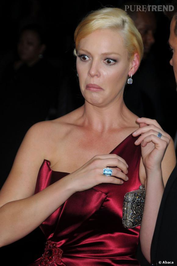 """Katherine Heigl toujours blacklistée, Blake Lively la remplace dans """"The Age of Adaline""""."""