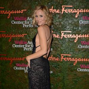 "Maria Bello à la soirée ""The Performing Arts Inaugural""."