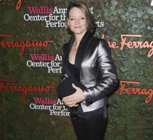 "Jodie Foster à la soirée ""The Performing Arts Inaugural""."