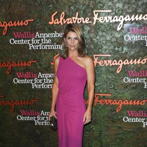 "Lori Loughlin à la soirée ""The Performing Arts Inaugural""."