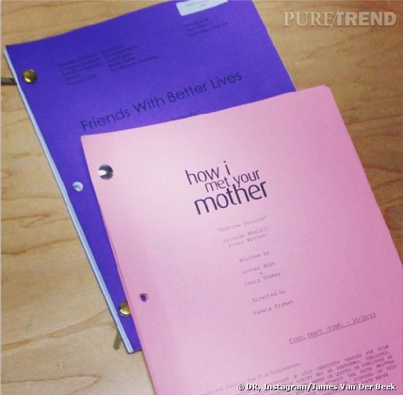 James Van Der Beek révèle qu'il apparâitra dans un (ou plusieurs ?) épisodes de How I Met Your Mother saison 9...