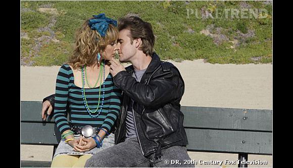 Dans How I Met Your Mother, James Van Der Beek est Simon, l'ex copain de Robin.