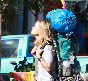 Reese Witherspoon, apparition surprise de la campeuse a Portland