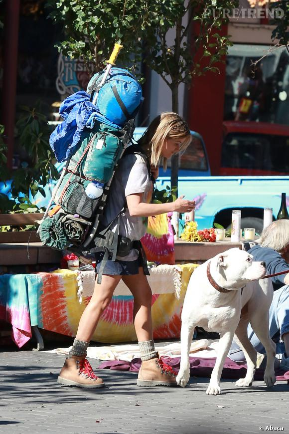 Reese Witherspoon , une actrice qui n'a peur de rien !