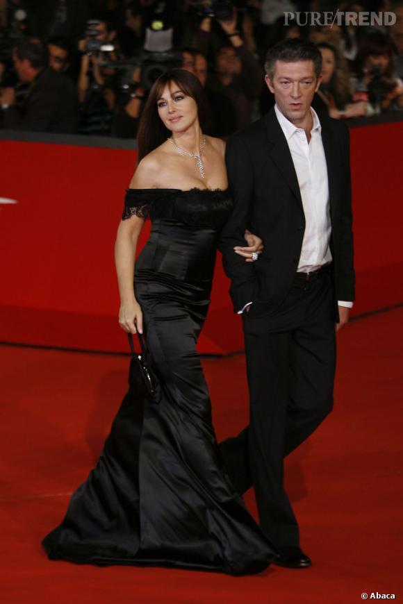 Monica Bellucci et Vincent Cassel se sont séparés à la fin du mois d'août.