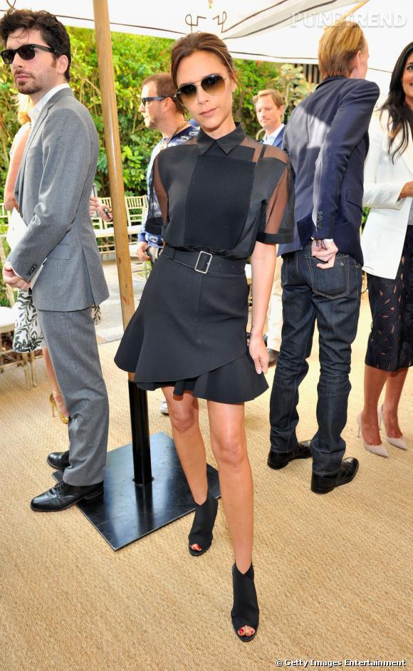 Victoria Beckham au CFDA Vogue Fashion Fund 2013 présenté par thecorner.com.