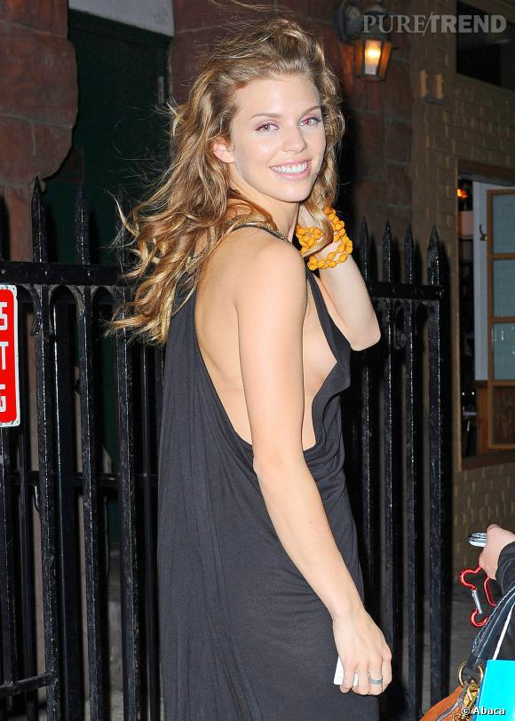 AnnaLynne McCord, chatain-blond en 2011