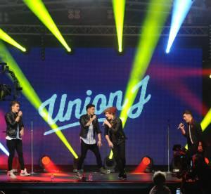 Union J : le boys band donne le coup d'envoi du Poppy Appeal 2013
