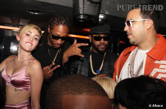 Quand on sort de cure de désintoxication, est-ce vraiment une bonne idée de passer ses soirées avec Miley Cyrus ?