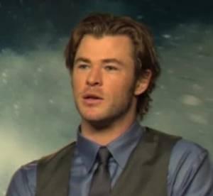 Chris Hemsworth : ''Pour Thor 2, on a eu beaucoup moins de pression''