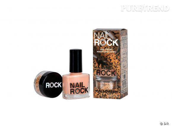 Nail Rock Halloween Caviar, en vente sur Asos, 9,43 €