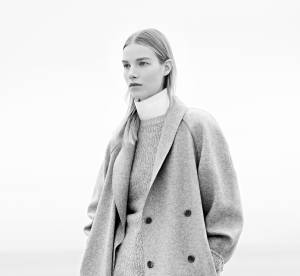Tendance hiver : mohair, fourrure, laine, on s'emmitoufle avec style