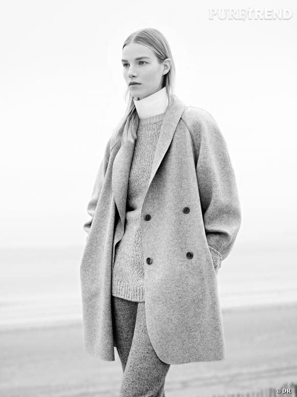 S'emmitouffler avec style cet hiver : lookbook Cos