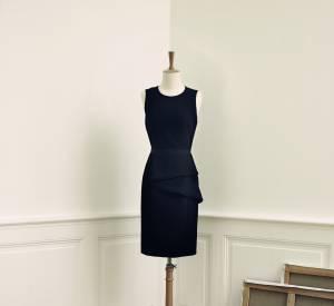 Petite robe noire Hussein Chalayan pour Monoprix, 90 €
